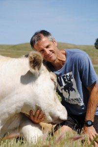 Gene Baur of Farm Sanctuary