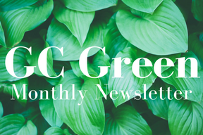 GC Green newsletter tiny email